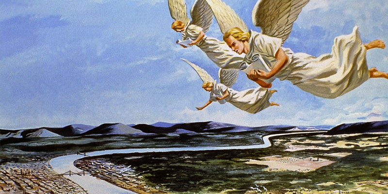 God's Purpose in Giving the  Third Angel's Message