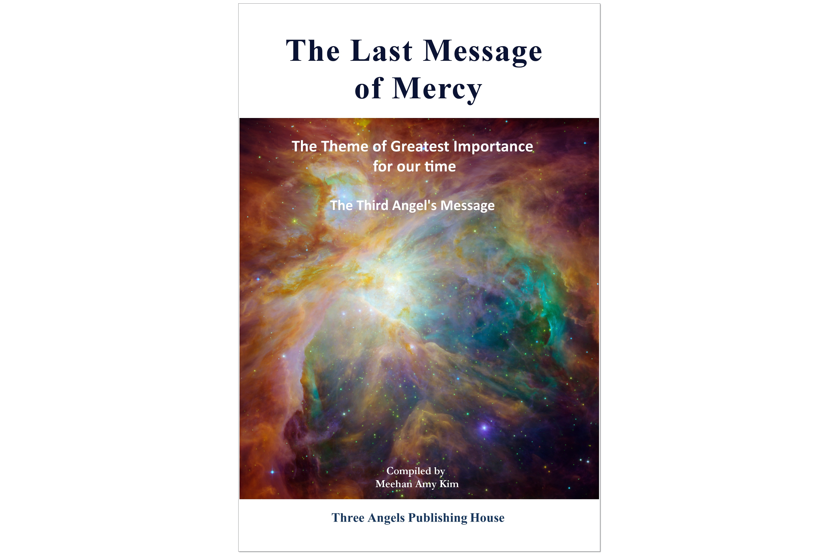 The Last Message of Mercy Ebook