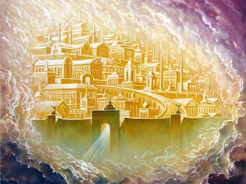 free christian clipart heaven - photo #10