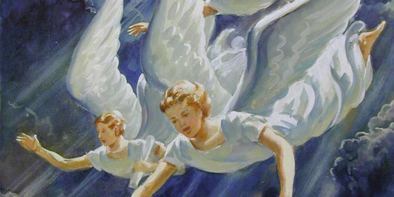 셋째 천사와 큰 외침