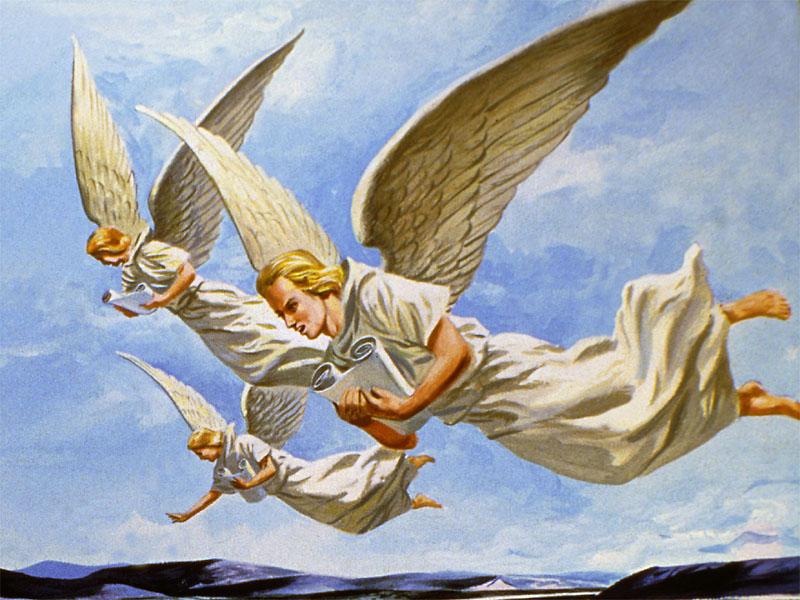 세 천사 기별이 무엇인가?